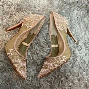 Jessica Simpson Women's Heels Size 7 Pumps Pink